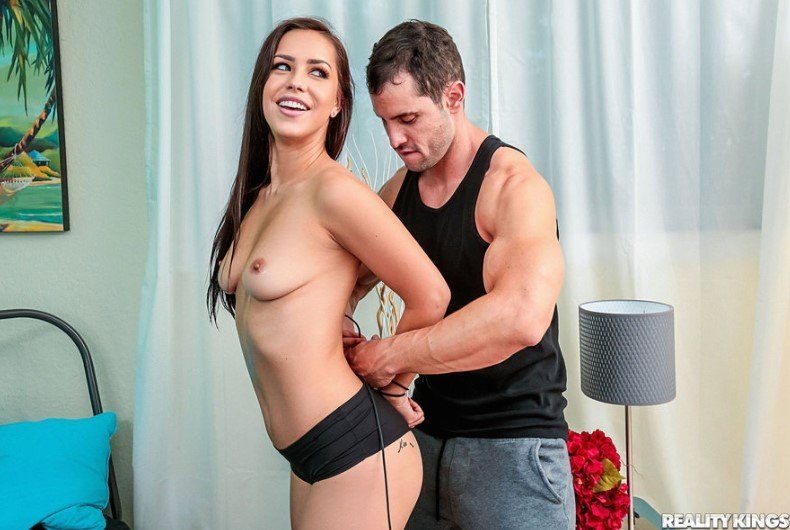 Reality Kings Brunette Teen