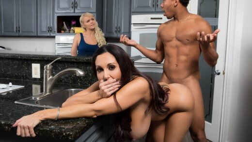 MommyGotBoobs - Ava Addams - One Strict Mama