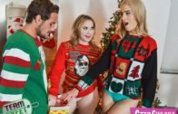 StepSiblings – Britney Light, Mazzy Grace, A Package From Santa