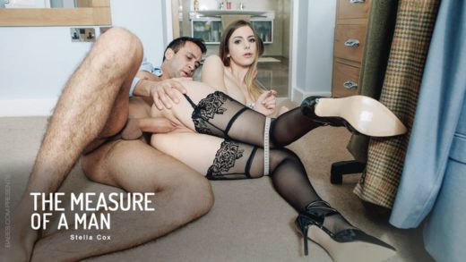 Stella Cox – The Measure of a Man