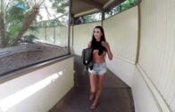 BangRealMILFs – Tiffany Brookes, Sucks Dick On A Safari Park Sky Tram!