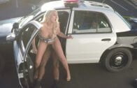 BangScrewTheCops – Deanna Dare Fucks A Black Cop While Her Husband Watches In Handcuffs