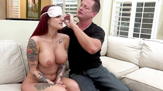 [BangTrickery] Tana Lea (Gets Wagered Away In A Poker Game For Her First-Ever Gangbang! / 02.15.2019)