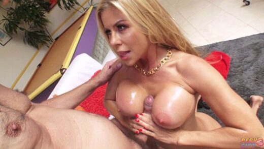 BangingBeauties – Alexis Fawx, Busty Alexis Fawx Squirts All Over German Sausage
