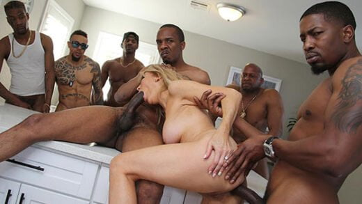 BlacksOnCougars Erica Lauren Second Appearance - xmoviesforyou