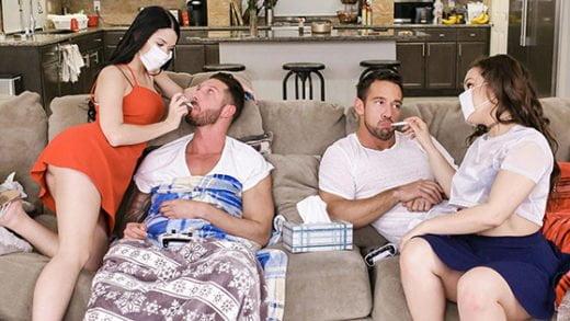 [DaughterSwap] Alex Coal, Kimber Woods (Flu Shot Floozies / 02.19.2019)