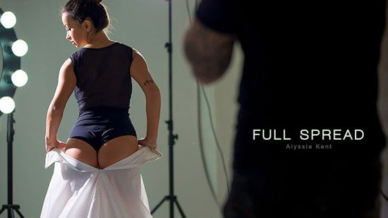 ElegantAnal – Alyssia Kent – Full Spread, Perverzija.com
