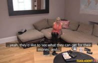 FakeAgentUK – Tara Spades, Cute Blonde MILF Loves to Fuck
