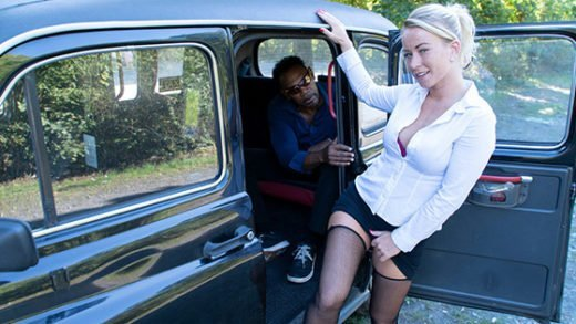 [FemaleFakeTaxi] Licky Lex (Black cock stretches Czech pussy / 11.16.2018)