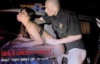 GirlsUnderArrest S02E01 Katya Rodriguez – Shut That Brat Up