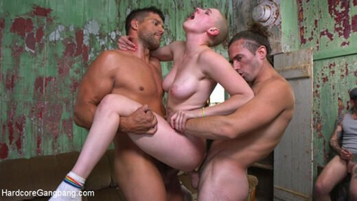 Free watch streaming porn HardcoreGangbang - Riley Nixon - ANGEL FACE- Gorgeous Riley Nixon Double Penetrated In Desert Gangbang - xmoviesforyou