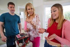MommyGotBoobs - Mother's Day Gift, Erica Lauren & Sam Shock