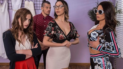 [MomsInControl] Eva Long, Danni Rivers (Say Yes To Some Sex / 03.30.2019)