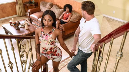 Free watch streaming porn MomsInControl Misty Stone, Sarah Banks Like Mother Like Daughter - xmoviesforyou