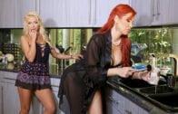Mylfed – Savana Styles And Carmen Caliente – Touch Them Rub Them Suck Them