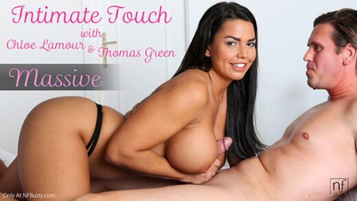 [NFBusty] Chloe Lamour (Intimate Touch / 12.07.2018)