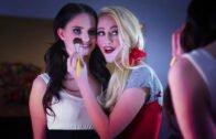 DevilsFilm – Emma Starletto, Jessie Saint Its Okay, Were Just STEP-Sisters!