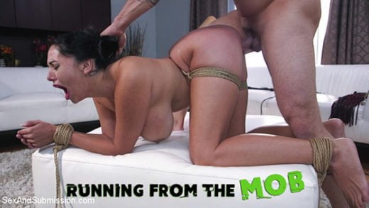 [SexAndSubmission] Missy Martinez (Running from the Mob / 01.19.2019)