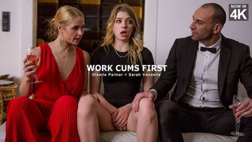 Free watch streaming porn StepMomLessons Giselle Palmer, Sarah Vandella Work Cums First - xmoviesforyou