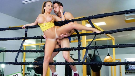 Free watch streaming porn TheRealWorkout Ricelle Ryan Busty Babe Goes Boxing - xmoviesforyou