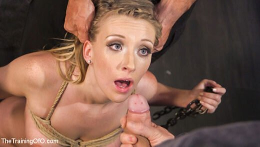 Free watch streaming porn TheTrainingOfO Harley Jade Training the Eager Newcomer to Suffer for Cock - xmoviesforyou