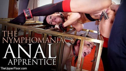 Free watch streaming porn TheUpperFloor Veronica Avluv, Amara Romani The Nymphomaniac's Anal Apprentice - xmoviesforyou