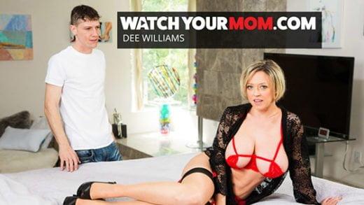 [WatchYourMom] Dee Williams (25354 / 05.05.2019)