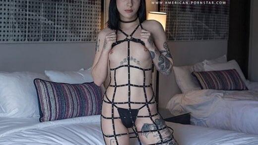 Free watch streaming porn American-Pornstar Charlotte Sartre Goth Charlotte Anal Creampie - xmoviesforyou