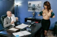 BigTitsAtWork – Isis Love, Cum Get Your Pay Check
