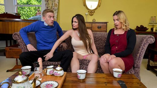 [BrazzersExxtra] Cathy Heaven (The Perfect Host / 06.27.2019)