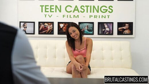 Free watch streaming porn BrutalCastings Amara Romani E46 - xmoviesforyou