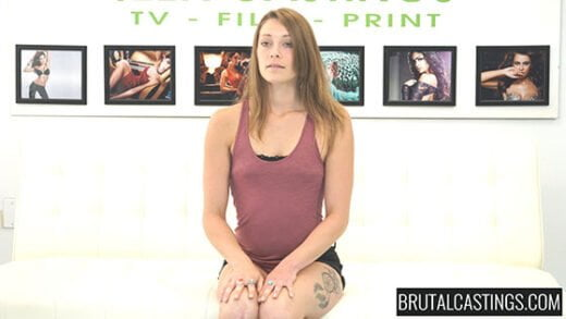 Free watch streaming porn BrutalCastings Kirsten Lee E45 - xmoviesforyou