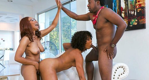 [FilthyFamily] Misty Stone, Jenna Foxx (Lets Keep It In The Family / 10.25.2018)