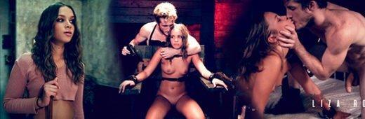 Free watch streaming porn HostelXXX Liza Rowe Taxi to Torment E02 - xmoviesforyou