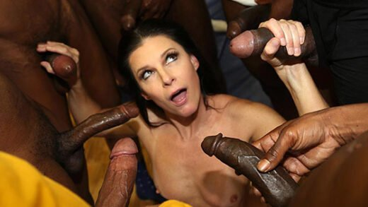[InterracialBlowbang] India Summer (06.27.2019)