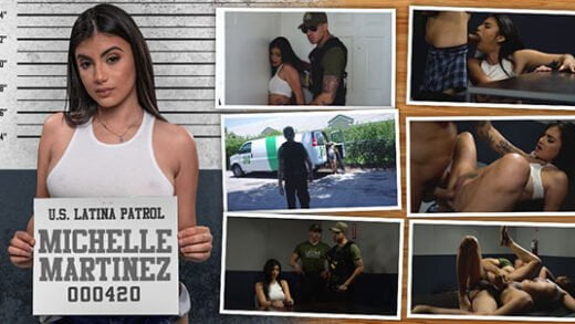 Free watch streaming porn LatinaPatrol Michelle Martinez E06 - xmoviesforyou