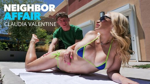 [NeighborAffair] Claudia Valentine (25449 / 06.24.2019)