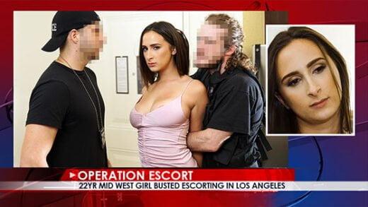 Free watch streaming porn OperationEscort Ashley Adams 22yr Mid West Girl Busted Escorting in Los Angeles - xmoviesforyou