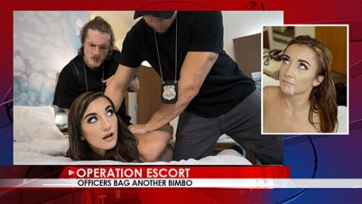 Free watch streaming porn OperationEscort Jade Amber Officers Bag Another Bimbo - xmoviesforyou