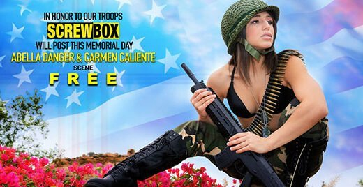 Free watch streaming porn ScrewBox Abella Danger, Carmen Caliente Memorial Day Special - xmoviesforyou