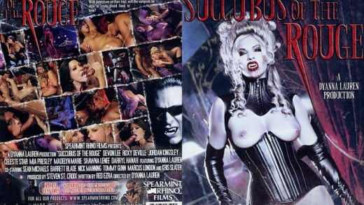 Succubus Of The Rouge (2008)