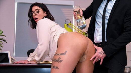 [BigWetButts] Ivy Lebelle (After-Hours Anal / 07.23.2019)