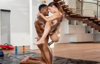 Blacked – Abbie Maley, Playing Harder