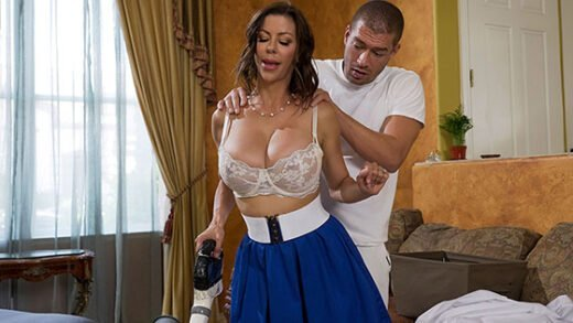 [DirtyMasseur] Alexis Fawx (Multitasking Massage / 07.23.2019)