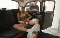 FakeTaxi – Francys Belle – Neighbourly sexual favours