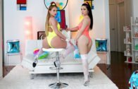 AllAnal – Daisy Stone And Lenna Lux – In And Out Service