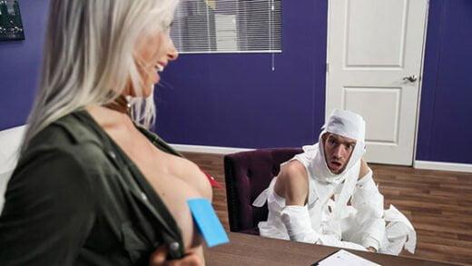 Free watch streaming porn BigTitsAtWork Rachel RoXXX The Office Mummy - xmoviesforyou