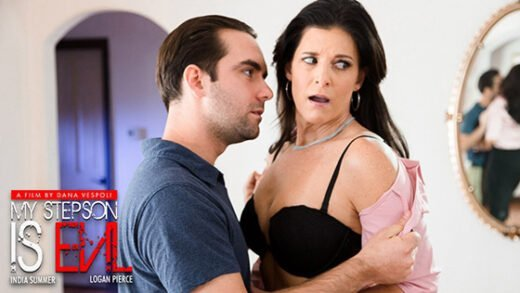 [EvilAngel] India Summer (My Stepson Is Evil / 08.19.2019)