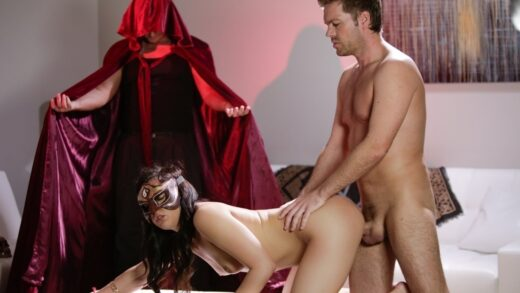 FantasyMassage - Secret Society Initiation, Whitney Wright & Ryan Ryder
