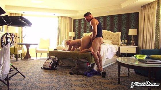[JamesDeen] Layla Price (Off Camera Sex / 08.21.2018)